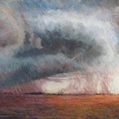 Ingrid Heward, 'Approaching Storm'
