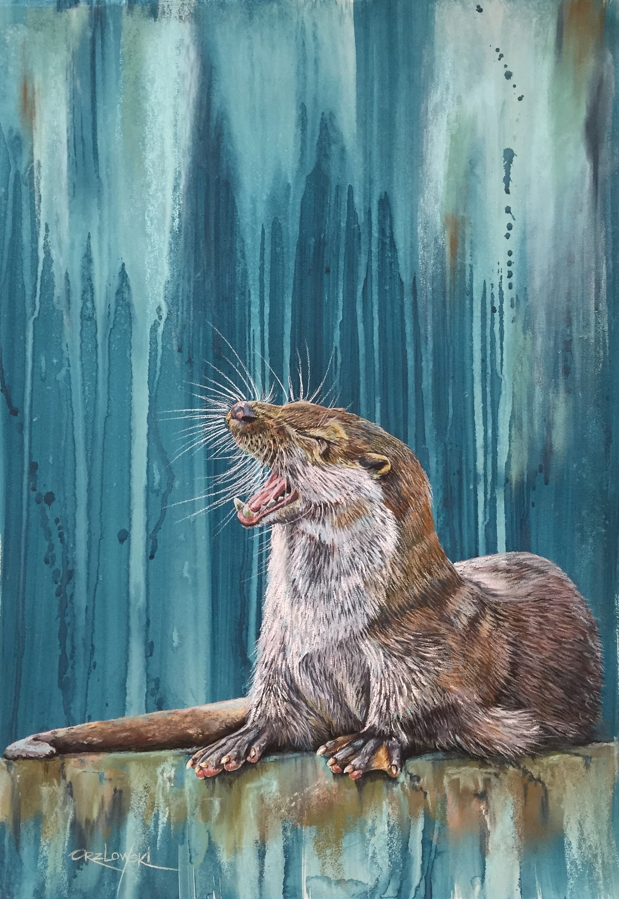 Lynette Orzlowski 'Otterley Blissful'
