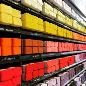 Art Spectrum_soft square pastels