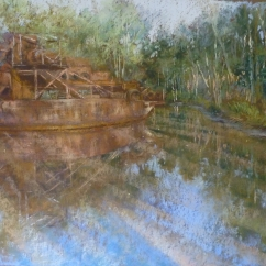 Caroline Lewallen 'Reflections of a Bygone Era'
