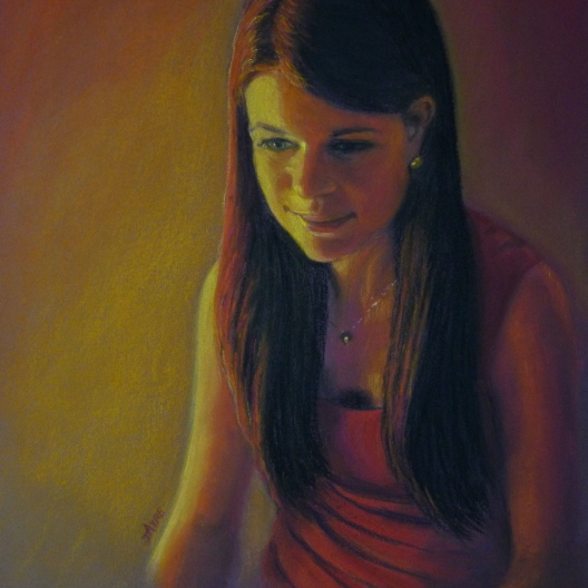 Jenny Ayre, 'Contemplation'