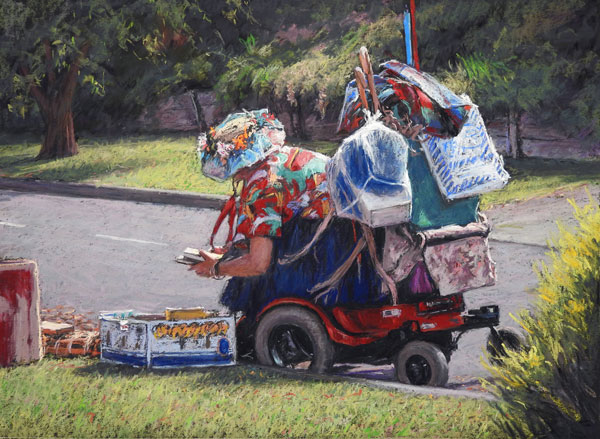 Barbara Beasley-Southgate, Trash to Treasure
