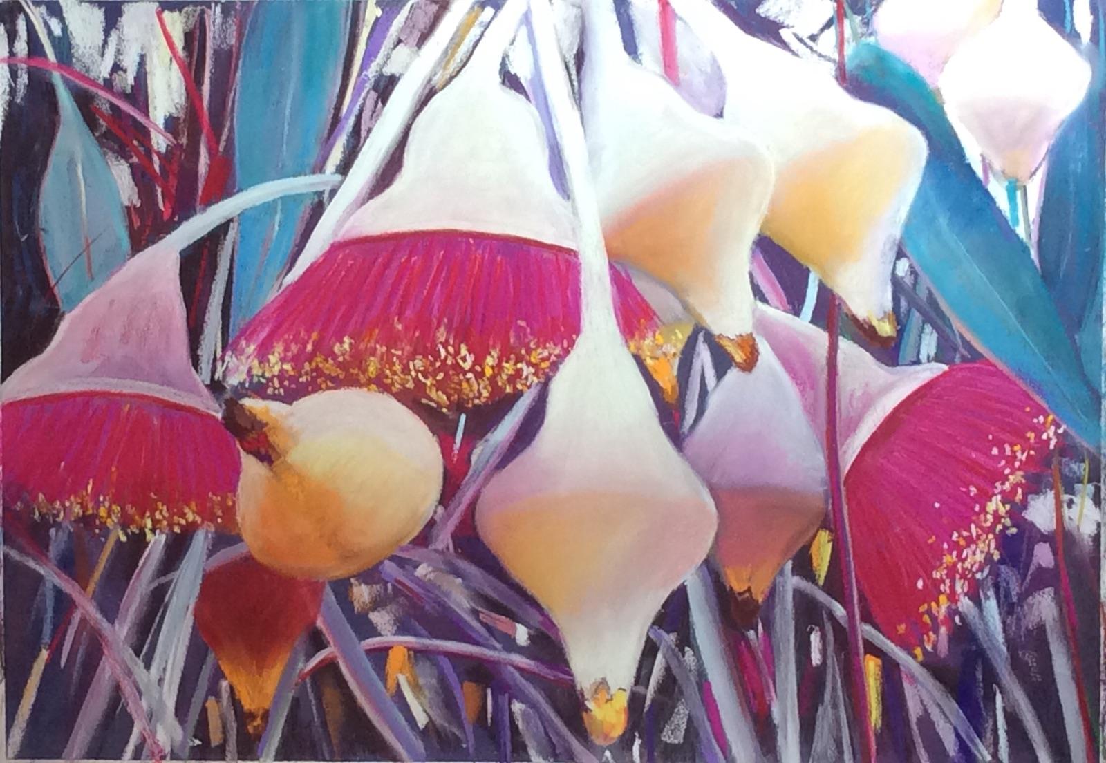 Lorraine Wigraft, Silver Blossom